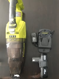 Ryobi vacuum with battery and wall charger North Scituate, 02857