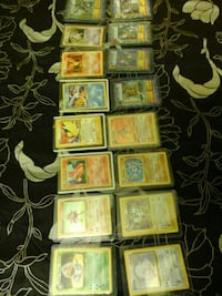 assorted Pokemon trading card collection Hamilton, L9A