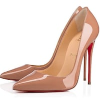 NEW NEVER WORN RED BOTTOMS/ so kate Toronto