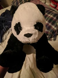 white and black panda plush toy Saint Catharines
