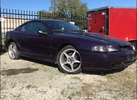 1996 Ford built Mustang trade for classic car or a lowered truck