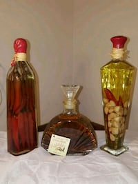 Decorative Bottles (sold individually)