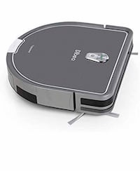 Dibea Robot Vacuum Cleaner Mopping Water Tank, 1200pa High Suction, Self-Charging Drop-Sensing Robotic Vacuum Pet Hair Hard Floor DT966 Springfield, 22153