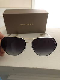 BVLGARI sunglasses for women. Brand new. See receipt for authentication. For women's.  Alexandria, 22315