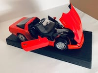 $40 - Corvette ZR-1 1/18 Diecast Model Toronto