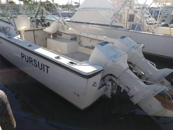 I'm looking for an Evinrude/Johnson 140 or 115 hp outboard engine near SE  Florida / Keys area