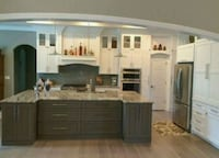 All types of cabinets installed  Hollister