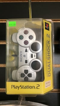 Satin gray mint factory sealed ps2 controllers Westminster, 21157