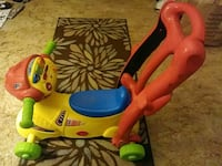 Ridable toy lights up,talks, and plays music Baltimore, 21206