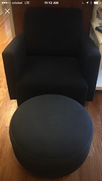 IKEA sofa chair with foot rest free delivery  Los Ángeles, 90039