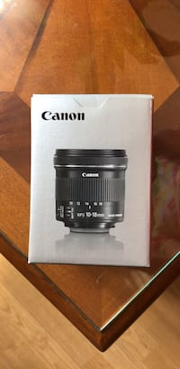Canon 10-18mm Wide Angle Lens Clifton, 07011