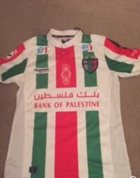 Maillot Palestino Chili Montréal, H4N