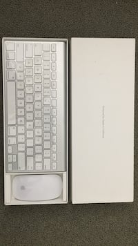 Apple Wireless Mouse & Keyboard set BNIB