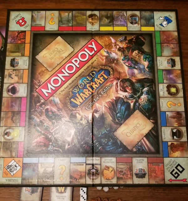 World of Warcraft Monopoly 55d8ae81-8ec6-4566-976c-898e565a1f97