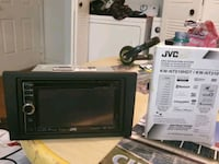 Jvc touchscreen blutooth with and handbook Tampa, 33625