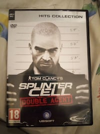 Jeu pc spliter cell double agent