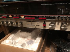 Vintage radio shack receiver
