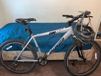 Bike Specialized hardrock sport 8 speed 26in Saint Paul, 55116