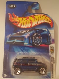 Hot Wheels Hummer (var. 2) San Antonio, 78230