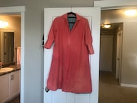 Vintage robe size kids xl or women's xs
