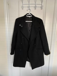 NEW CLEO Women's Black Coat Markham, L6B 1N4