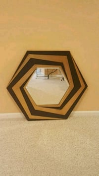 Framed Decor Mirror-47 inch 7 mi