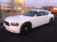 2008 Dodge Charger Police Package (Fleet) Niles