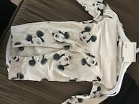 3 piece Mickey outfit