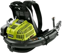 yellow and black Poulan Pro leaf blower Homestead, 33032