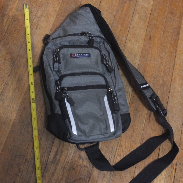 Used Cross-body Bag Mini Backpack (Great for Travel) for sale in ... f326d88699f41
