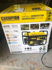 Brand new generator in box! Portsmouth, 23703