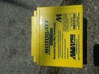 Motorcycle / scooter battery like new Dallas, 75212