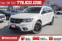 2016 Dodge Journey SXT | 7-Seater