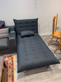 Tufted lounge chair-bed Toronto, M4A 2G3
