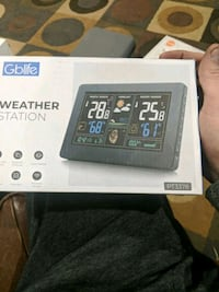 Weather station gblife