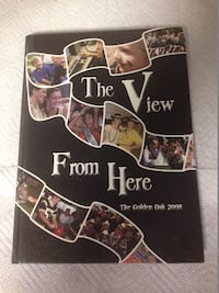 The View From Here The Golden Oak 2008 book