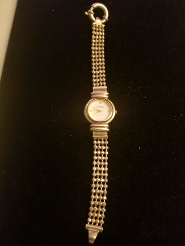 Sterling silver watch by Gianello  af733d6b-a9c1-49bf-9c25-883a0277f785