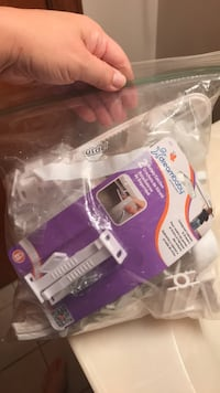 Bag of baby proofing devices
