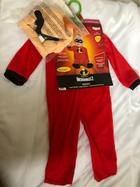 Baby incredibles costumes Toronto, M1H 1M5