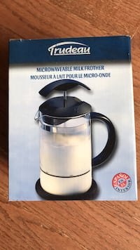 Trudeau Microwave Milk Frother Chantilly, 20152