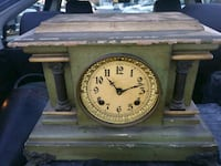 1800 Antique Wall Mantel Clock  Levittown, 19057