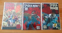 Spiderman The Lost Years #1-3 Montréal, H1S 2K9