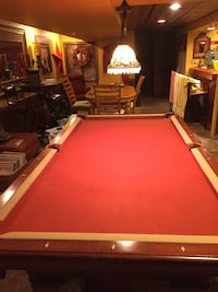 AMF Play Master Pool Table Orland Park, 60467