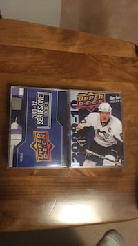 Hockey Card Sets 567 km