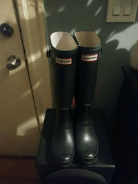 Womans hunter boots Paterson, 07514