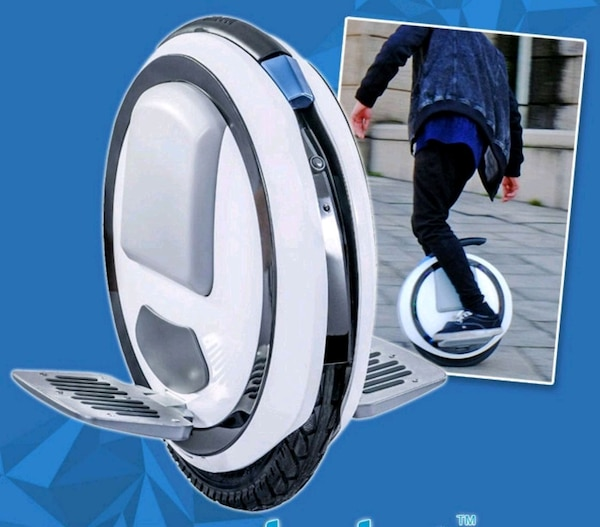 Segway ninebot one electric scooter