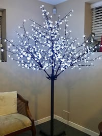 Decorative Indoor or Outdoor LED lights. Over 500 lights. Excellent condition like new. From Costco.  Surrey, V3S 4P4