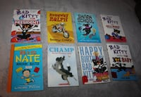 lot of 8 children's softcover books Ocala