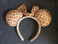 Giraffe Print Minnie Mouse Headband Oceanside, 92057