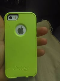 green and white iPhone case Spartanburg